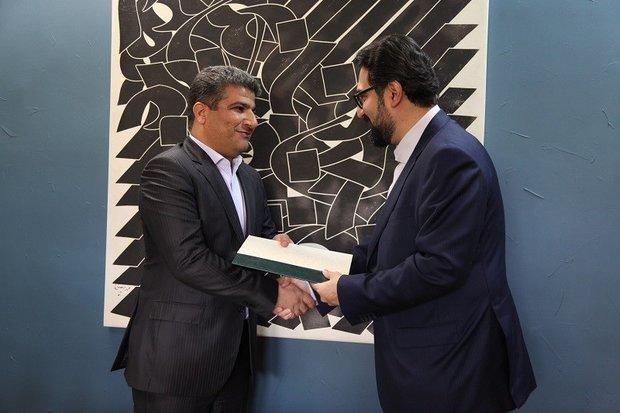 رونمایی و اهدا نشان ملی مهتاب در هشتمین جشنواره مدولباس فجر