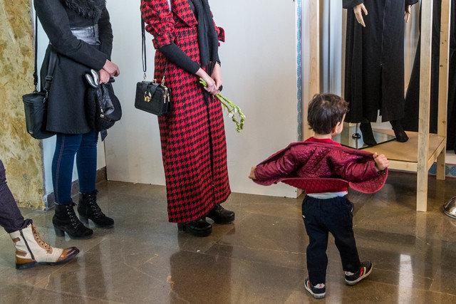 شعار جشنواره طراحی لباس کودک و نوجوان انتخاب شد