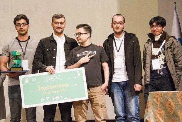برندگان جوایز بازیهای جدی ۹۷ و مقالات برتر کنفرانس مشخص شدند