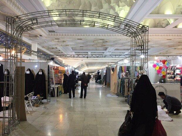 بازدید نمایشگاه مجازی عفاف و حجاب از مرز ۴۰۰ هزار نفر عبور کرد