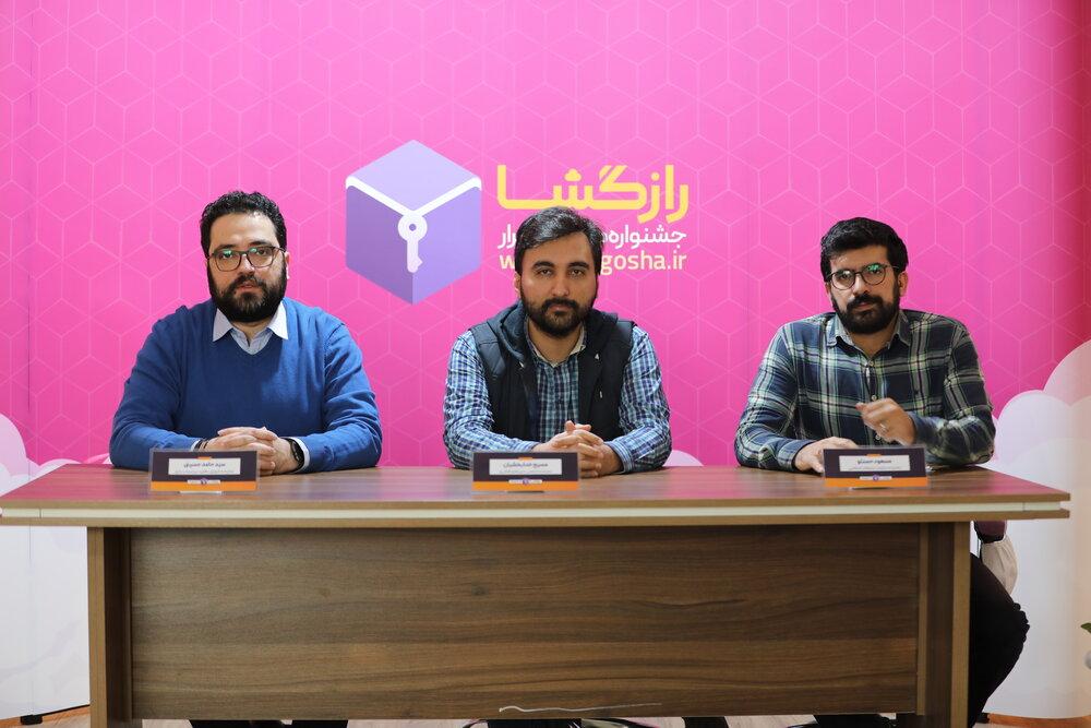 جشنواره رازگشا؛ شناسایی استعدادها وهدایت در مسیر بازی اتاق فرار